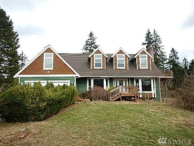 Snohomish Single Family Home For Sale: 16519 Snohomish Ave