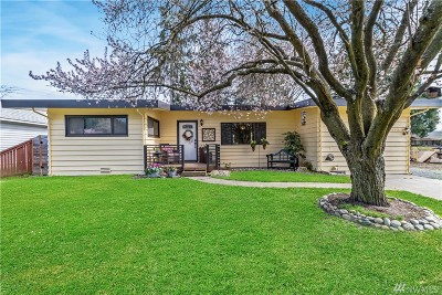 Edmonds Single Family Home For Sale: 22419 77th Ave W