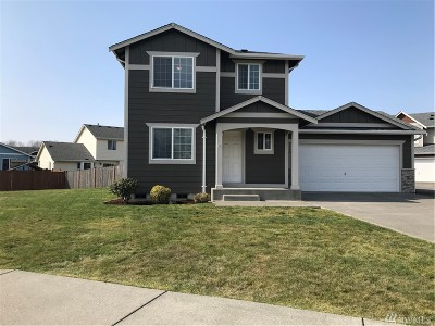 Blaine Single Family Home Pending: 7462 Halibut Dr