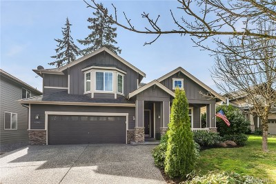 Woodinville Single Family Home For Sale: 12921 NE 201st Wy