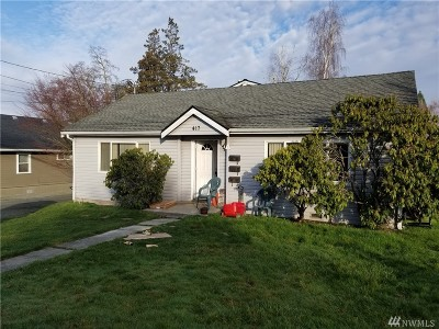 Skagit County Single Family Home For Sale: 417 E Division St