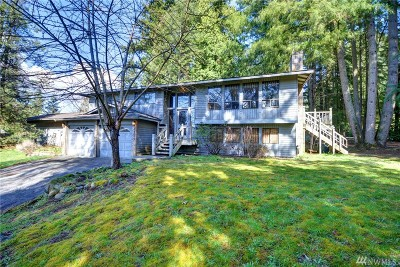 Woodinville Single Family Home For Sale: 7200 Marwood Place