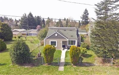 Tacoma Single Family Home For Sale: 4622 E F St