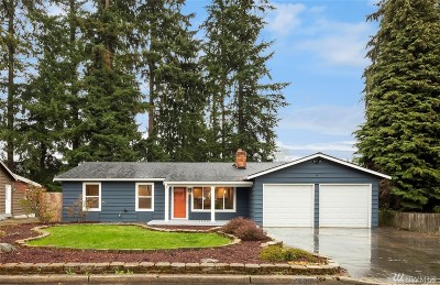 Bothell Single Family Home For Sale: 22301 Meridian Ave S