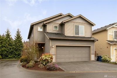 Bothell WA Condo/Townhouse For Sale: $535,000