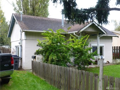 Mount Vernon Single Family Home Pending Inspection: 1509 7th St