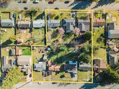 Shoreline Single Family Home For Sale: 828 NE 189th St