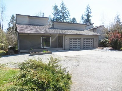 Lake Tapps WA Single Family Home For Sale: $595,000