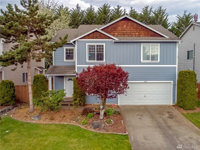 Puyallup Single Family Home For Sale: 13612 116th Av Ct E