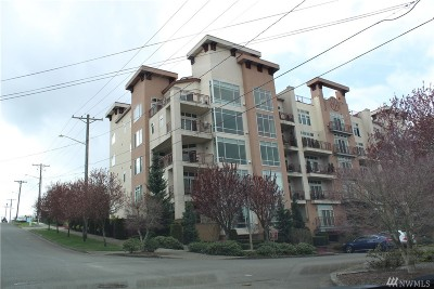 Tacoma Condo/Townhouse For Sale: 320 E 32nd St #110