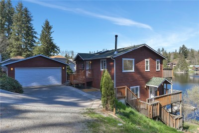 Stanwood Single Family Home For Sale: 7101 Olive Avenue