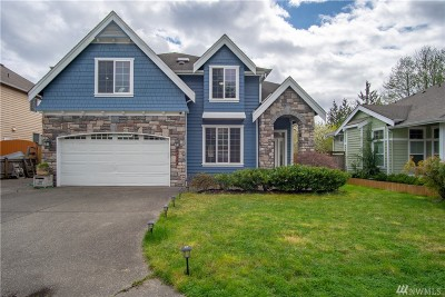 Bothell Single Family Home For Sale: 21104 39th Ave SE