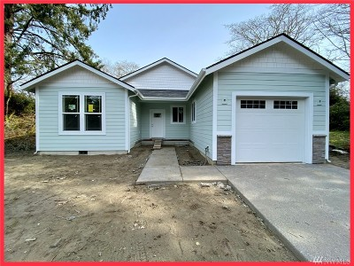 Grays Harbor County Single Family Home For Sale: 756 Falls Of Clyde Lp SE