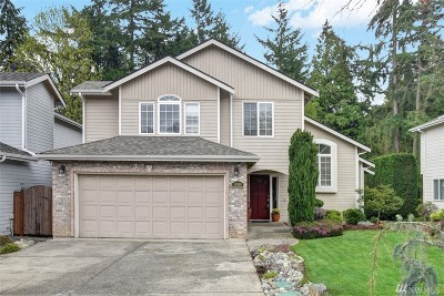 Woodinville Single Family Home For Sale: 14808 137th Lane NE