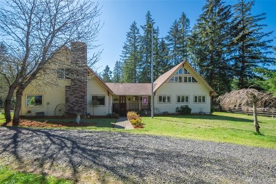 Lewis County Single Family Home Pending Inspection: 501 Chilvers Rd