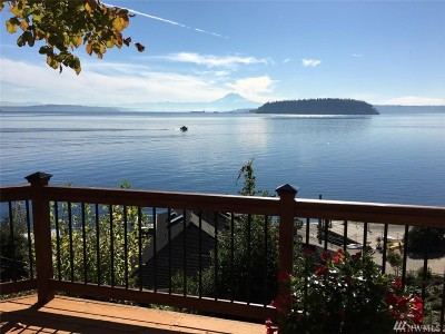 Gig Harbor Single Family Home For Sale: 1908 Lybecker Dr NW
