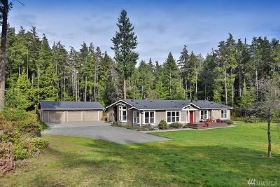 Clinton Single Family Home Pending Inspection: 3930 Beaver Creek Lane