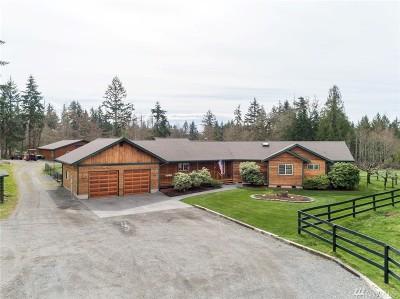 Graham Single Family Home For Sale: 9506 242nd St E
