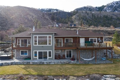 Douglas County, Chelan County Single Family Home For Sale: 23207 Columbia Pointe Lane