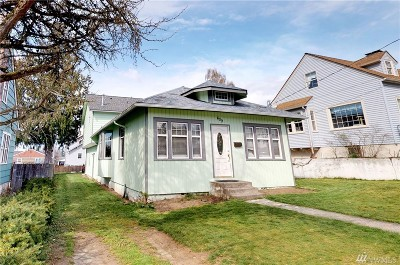 Mount Vernon Single Family Home Pending: 409 Lawrence St