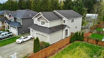 Graham Single Family Home For Sale: 19412 90th Av Ct E