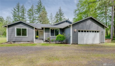 Port Orchard Single Family Home For Sale: 847 SW Lider Rd