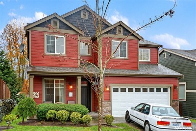 Burien Single Family Home For Sale: 13927 5th Place S