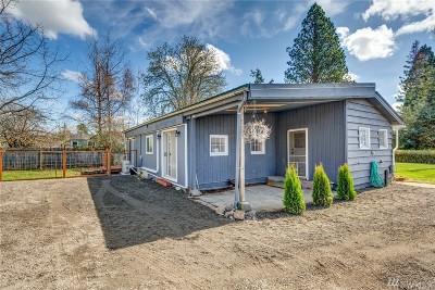 Bellingham Single Family Home Pending: 3222 Cottonwood Dr