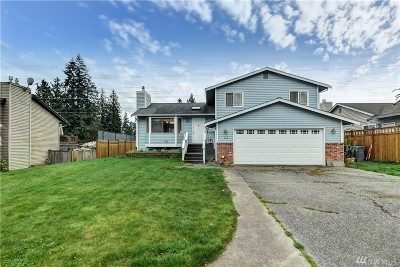 Bothell Single Family Home For Sale: 18 199th Place SE