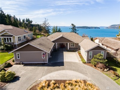 Anacortes Single Family Home Pending: 13052 Sunset Lane