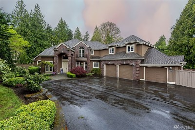 Snohomish Single Family Home For Sale: 9528 146th Place SE