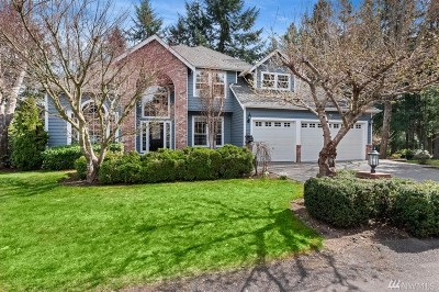 Gig Harbor Single Family Home For Sale: 4203 71st Av Ct NW