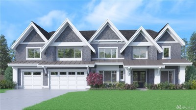 Bellevue Single Family Home For Sale: 1006 91st Ave NE