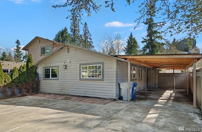 Auburn Single Family Home For Sale: 31823 120th Ave SE