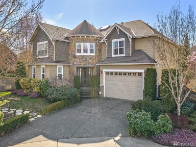 Sammamish Single Family Home For Sale: 331 239th Ct SE