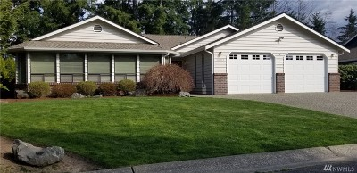 Mill Creek Single Family Home For Sale: 13817 26th Ave SE