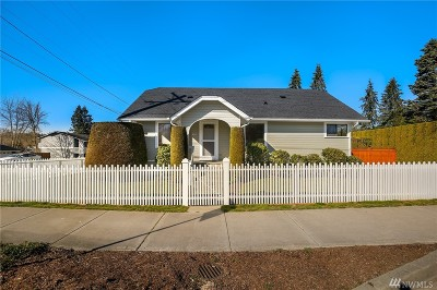 Granite Falls Single Family Home For Sale: 412 S Granite Ave