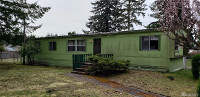 Rainier Single Family Home For Sale: 103 Alpine Ct
