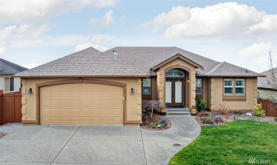 Bonney Lake Single Family Home For Sale: 10102 177th Ave E