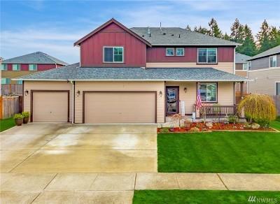 Graham Single Family Home For Sale: 23727 78th Av Ct E