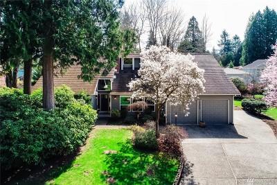 Renton Single Family Home For Sale: 12353 SE 181st St