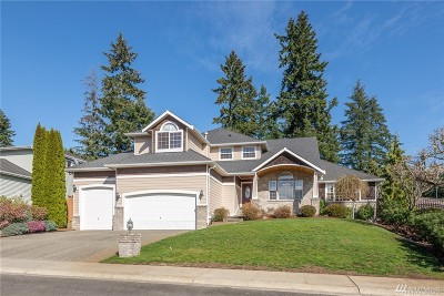 Lake Tapps WA Single Family Home For Sale: $600,000