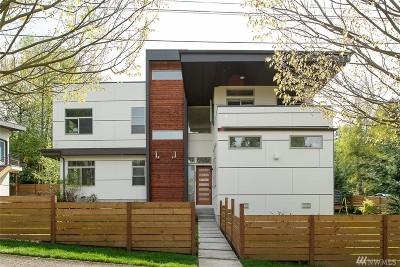 Seattle Single Family Home For Sale: 4603 S Alaska St