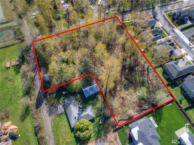 Renton Residential Lots & Land For Sale: 5815 NE 8th St