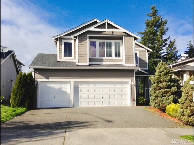 Federal Way Single Family Home For Sale: 2966 S 296th St