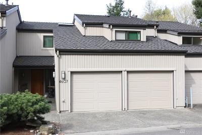 Kirkland Condo/Townhouse For Sale: 4607 102nd Lane NE