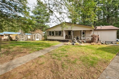Marblemount Single Family Home For Sale: 61387 State Route 20