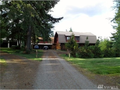 Winlock Single Family Home For Sale: 148 S Swindler Lane