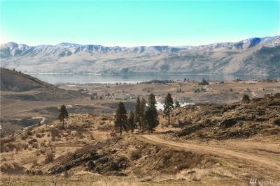 Chelan, Chelan Falls, Entiat, Manson, Brewster, Bridgeport, Orondo Residential Lots & Land For Sale: Glory View Lane #A