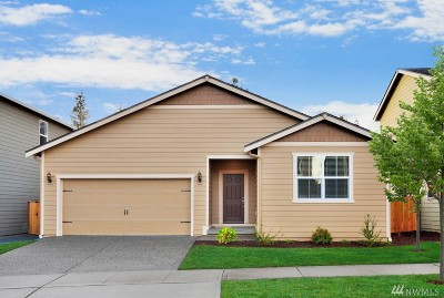Tumwater Single Family Home For Sale: 7249 Desperado Dr SE